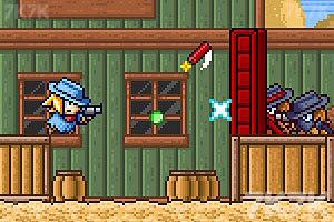 《小小枪战2》游戏画面2