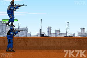 《反恐精英2D体验版》游戏画面4