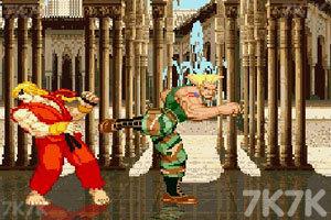 《街头霸王》游戏画面10