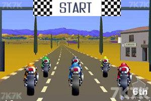 《暴力摩托车》游戏画面1