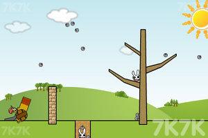 《炸死小兔子》游戏画面5