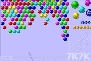 《可爱泡泡龙》游戏画面7