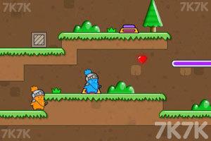 《双猫战士》游戏画面3