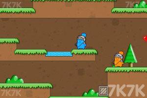《双猫战士》游戏画面2