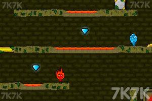 《森林冰火人3山寨版》游戏画面10