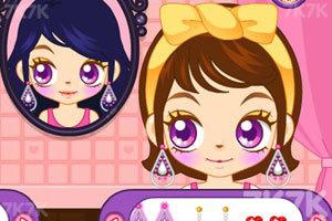 《阿sue来化妆》游戏画面6