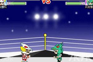 《决斗!天龙对天马》游戏画面1