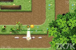 《植物大战害虫》游戏画面3