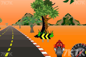 《急速摩托赛》游戏画面7