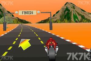 《急速摩托赛》游戏画面10