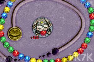 《青蛙祖玛》游戏画面6