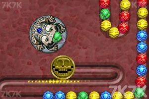 《青蛙祖玛》游戏画面8