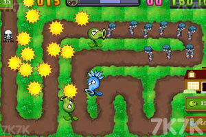 《植物大战僵尸塔防版》游戏画面8