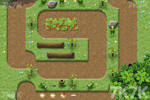 《植物大战害虫无敌版》游戏画面5