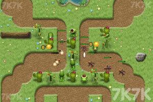 《植物大战害虫无敌版》游戏画面8