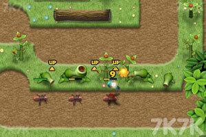 《植物大战害虫无敌版》游戏画面6
