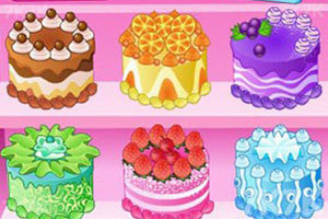 《艾米丽做蛋糕》游戏画面1