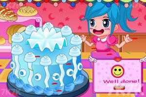 《艾米丽做蛋糕》游戏画面8