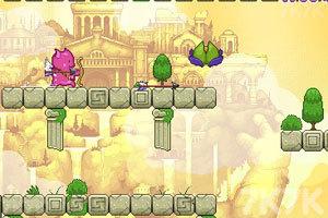 《肥猫天使2无敌版》游戏画面3