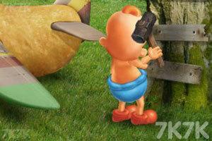 《小婴儿逃出系列3》游戏画面3