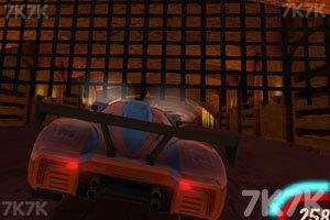 《3D超级跑车》截图1