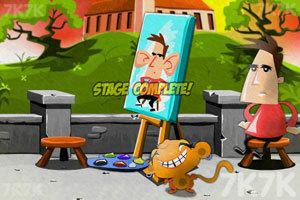 《逗小猴开心5》游戏画面5
