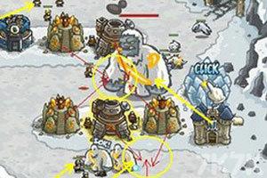 《皇家守卫军1.081中文无敌版》游戏画面1