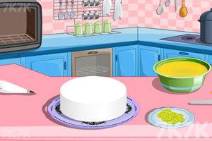 《制作柠檬蛋糕》游戏画面7