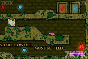 《森林冰火人》游戲畫面6