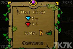《森林冰火人》游戲畫面8