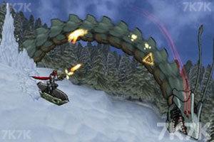 《入侵者2正式无敌版》游戏画面1
