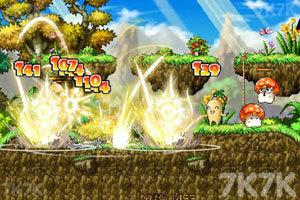 《冒险王之精灵物语无敌速升版》游戏画面10