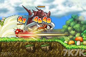 《冒险王之精灵物语无敌速升版》游戏画面9