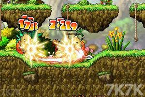 《冒险王之精灵物语无敌速升版》游戏画面8