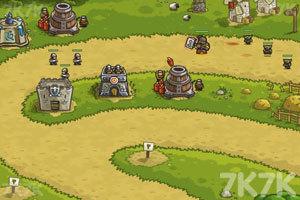 《皇家守卫军1.1中文无敌版》游戏画面10