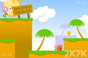 《橡皮糖探险》游戏画面1