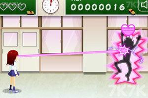 《电眼美女》游戏画面2