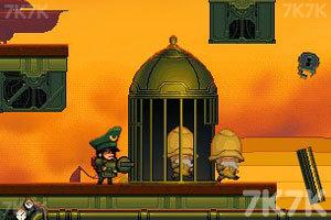 《蒸汽要塞》游戏画面7