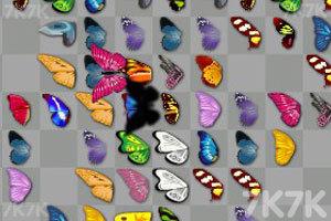 《蝴蝶连连看》游戏画面3