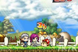 《冒险王之神兵传奇终极无敌速升版》游戏画面9