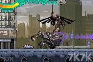 《疯狂机械人2》游戏画面1