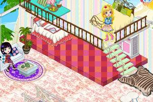 《豪华公主卧室2》截图7