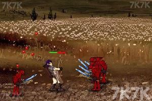 《双刃英雄》游戏画面9