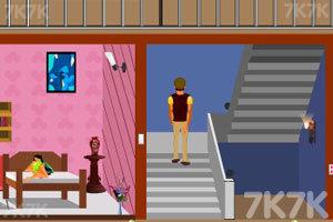 《逃出美女宿舍》游戏画面6
