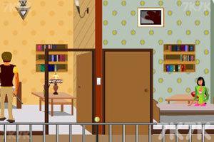 《逃出美女宿舍》游戏画面3