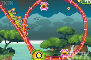 《彩虹过山车》游戏画面7