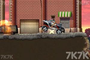 《地狱警车》游戏画面3