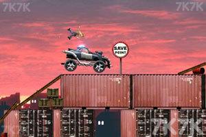 《地狱警车》游戏画面10