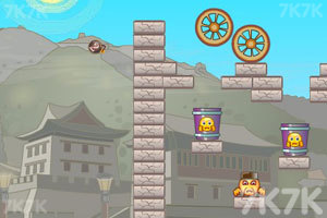 《大炮轰小人2》游戏画面7