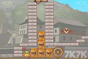 《大炮轰小人2》游戏画面8